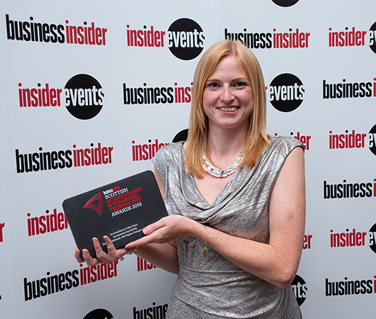 Accountant of the Year - Beth MacLeod, PG Paper Company Ltd