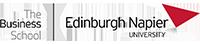 Scottish Accountancy & Financial Technology Awards support sponsor - Edinburgh Napier University